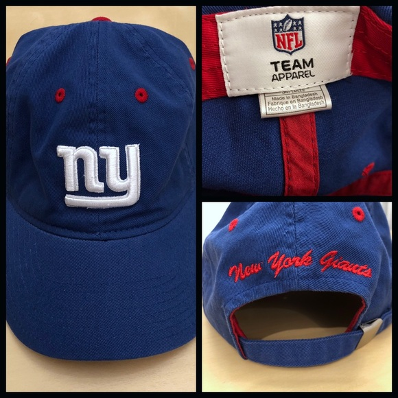 a2428d79 NFL Accessories | New York Giants Strapback Dad Hat | Poshmark